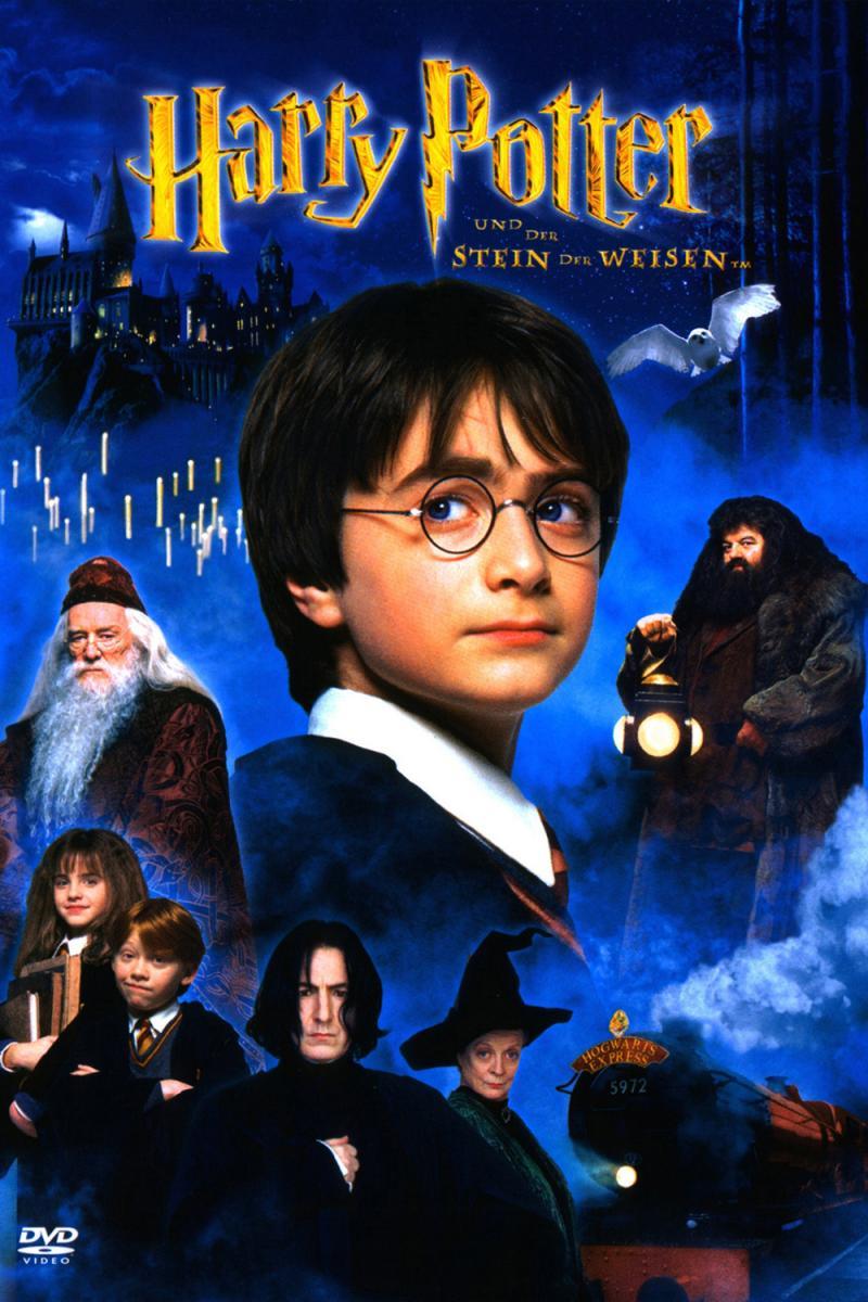 Harry Potter Und Der Stein Der Weisen Kinox